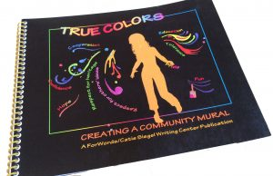 true colors student book cover