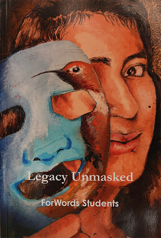 legacy unmasked book cover